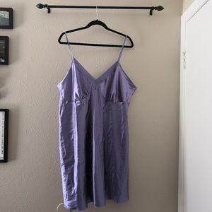Liz Claiborne Silky Chemise Nightgown